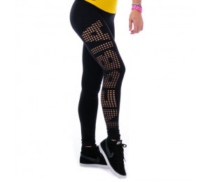 Nebbia Leggings Supplex Tights Laser 211 Black