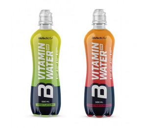 BioTech USA Vitamin Water Zero 500ml