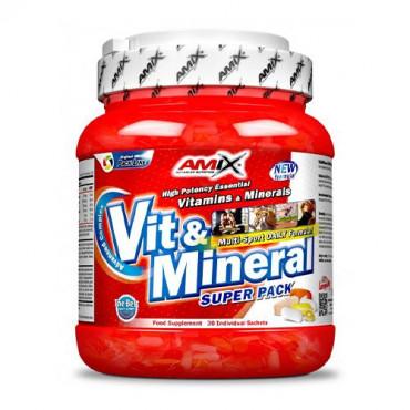 AMIX Super Pack Vit & Minerals 30packs
