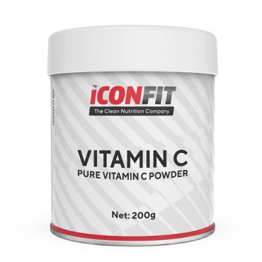 ICONFIT Vitamin C Pulber 200g