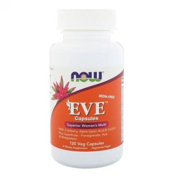 Now Foods EVE 120 veg.caps