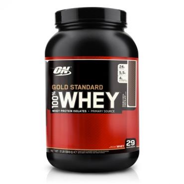 Optimum Nutrition 100% Whey Gold Standard, 908g