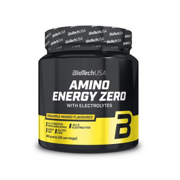 BioTech USA Amino Energy Zero with Electrolytes 360g