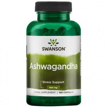 Swanson Ashwagandha 450mg 100caps
