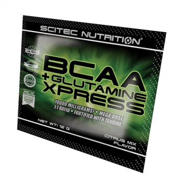 Scitec BCAA + Glutamine XPRESS, 12g