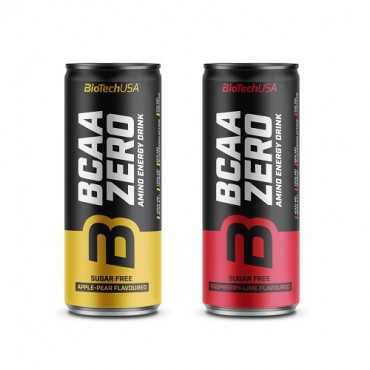 BioTech USA  BCAA Zero Energy Drink 330ml