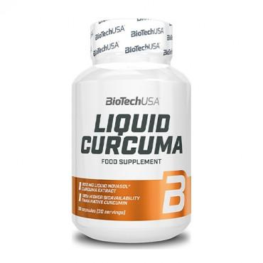 BioTech USA Liquid Curcuma 30caps