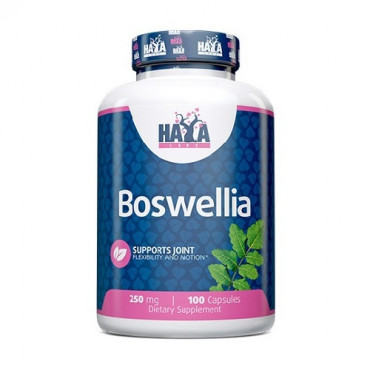 Haya Labs Boswellia 250mg 100caps