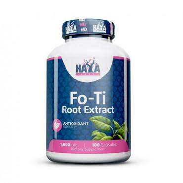 Haya Labs Fo-Ti Root Extract 100caps