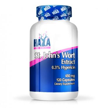 Haya Labs St. John's Wort 120caps