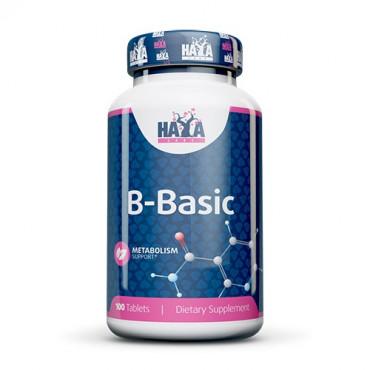 Haya Labs B-Basic 100tabs