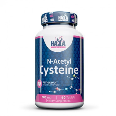 Haya Labs N-Acetyl L-Cysteine 60tabs