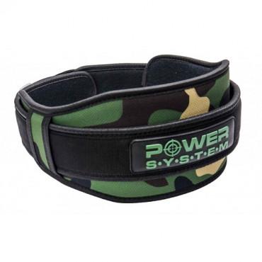 Power System Belt Predator Camo