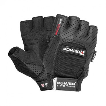 Power System Gloves Power Plus Black