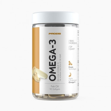 Prozis Omega 3, 90 softgels