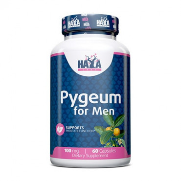 Haya Labs Pygeum for Men 60caps