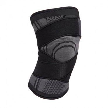 Scitec Knee Support Bandage 01 Grey