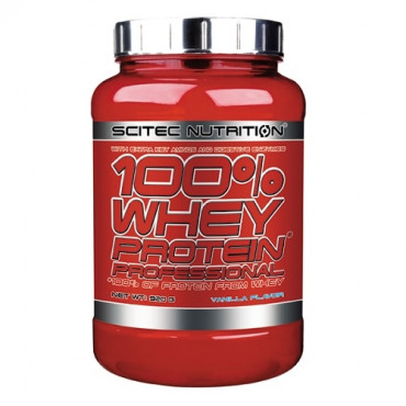 Scitec 100% WHEY PROTEIN PROFESSIONAL, 920g