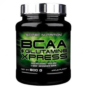 Scitec BCAA + Glutamine XPRESS, 600g