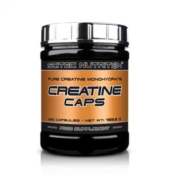 Scitec Nutrition Creatine Caps 250caps