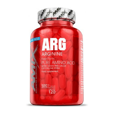 AMIX Arginine 120caps