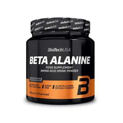 BioTech USA Beta Alanine Powder 300g