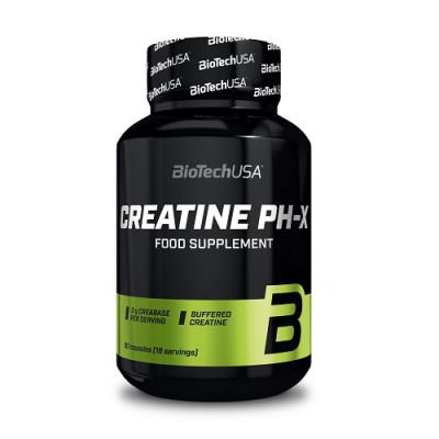 BioTech USA Creatine pH-X, 90caps