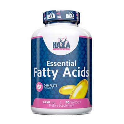 Haya Labs Essential Fatty Acids 1250mg 90 softgels