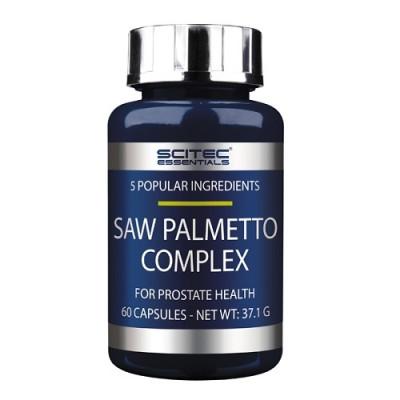 Scitec Saw Palmeto, 60caps