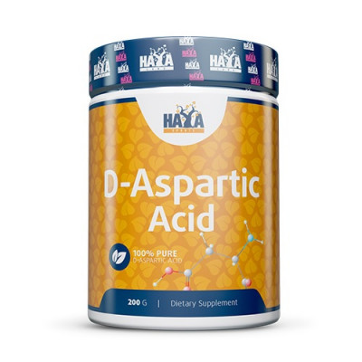 Haya Labs D-aspartic Acid 200g