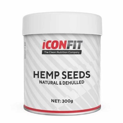 ICONFIT Hemp Seeds 300g