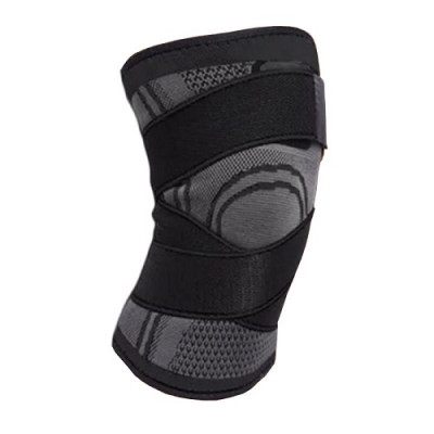 Scitec Knee Support Bandage 01 Grey