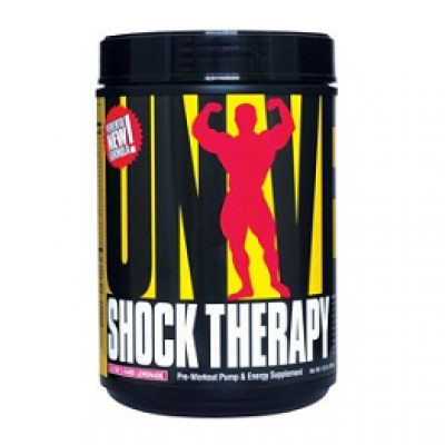 Universal Nutrition Shock Therapy, 840g