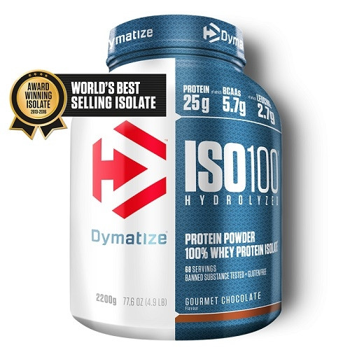 Dymatize ISO 100 Hydrolysed 2200g