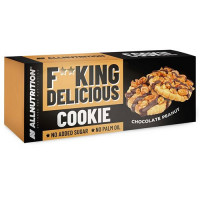 AllNutrition F**king Delicious Cookie 150g Chocolate Peanut