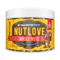 AllNutrition Nutlove Whole Nuts Almond In Milk Chocolate 300g