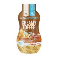AllNutrition Sauce Creamy Toffee 500ml