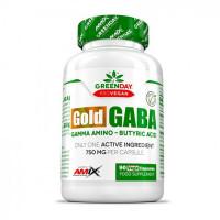 AMIX ProVegan Gold GABA 90vcaps