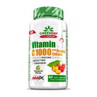 AMIX ProVegan Vitamin C 1000 with Acerola extract 60vcaps
