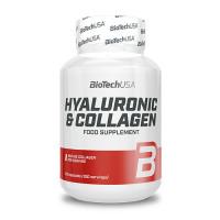 BioTech USA Hyaluronic & Collagen 100caps