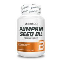 Biotech USA Pumpkin Seed Oil 60 softgels