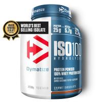 Dymatize ISO 100 Hydrolysed, 2200g