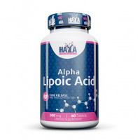 Haya Labs Alpha Lipoic Acid, Time Release, 300mg 60tabs