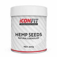 ICONFIT Hemp Seeds 300g