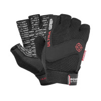 Power System Gloves Ultra Grip Black