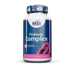 Haya Labs Probiotic Complex, 10 Billion Acidophilus & Bifidus, 60caps