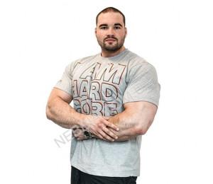 Nebbia Harcore T-Shirt 390 Grey