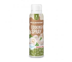 AllNutrition Cooking Spray 250ml Garlic