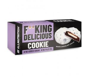 AllNutrition F**king Delicious Cookie 128g White Chocolate Cream