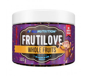 AllNutrition Frutilove Whole Fruits Big Raisins in Dark Chocolate 300g